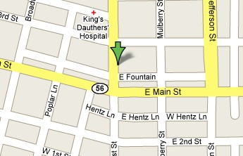 location of fire in downtown Madison